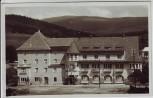 AK Foto Bayerisch Eisenstein Gasthof Botschaftler 1935