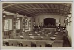 AK Foto Eisenärzt Gauschule 2 Schulungsraum bei Siegsdorf Oberbayern 1940 RAR