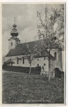 AK Foto Thundorf Kath. Pfarrkirche bei Ainring Bayern 1936
