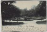AK Landau in der Pfalz Der Westpark 1899