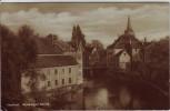 AK Foto Herford Radewiger Mühle 1927