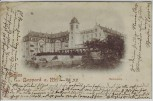 AK Gruss aus Boppard am Rhein Marienberg 1897