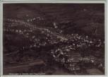 AK Foto Wössingen b. Bretten vom Flugzeug aus Walzbachtal 1932