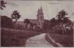 AK Sonneberg in Thüringen Blick auf Evangelische Kirche 1905 RAR