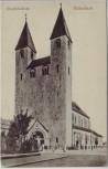 AK Hildesheim Blick auf Elisabeth-Kirche 1909