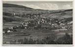 AK Foto Seitendorf Katzbach Ortsansicht Mysłów b. Bolków Niederschlesien Polen 1935