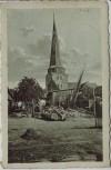 AK Ostseebad Travemünde Blick auf Kirche Lübeck 1928