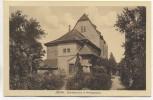 AK Jena Schillerkirche in Wenigenjena 1920