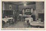 AK Foto Ehra Lüneburger Heide Gasthof Zum deutschen Haus Innenansicht b. Brome 1935 RAR