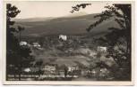 AK Foto Hain im Riesengebirge Schneekoppenblick über die Goldene Aussicht Przesieka b. Podgórzyn Schlesien Polen 1935