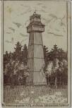 Künstler-AK Neuhütten (Wüstenrot) Aussichtsturm 1910