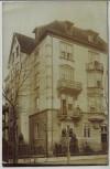 AK Foto Freiburg im Breisgau Hausansicht 1911