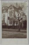 AK Foto Freiburg im Breisgau Hausansicht Villa 1925