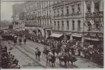 AK Breslau Kaisertage Die vier kaiserlichen Prinzen Wrocław Schlesien Polen 1906 RAR