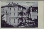 AK Nordseebad Cuxhaven Heitmanns Hotel und Restaurant 1920