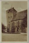 AK Stade St. Wilhadikirche Niedersachsen 1920