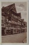 AK Stade Alte Häuser in der Salzstraße Niedersachsen 1920