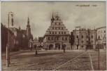 AK Greifswald Blick auf Markt 1910