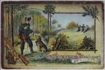 AK Freiberg in Sachsen Königl. Sächs. 1. Jäger-Bataillon Nr. 12 Kaserne 1906 RAR