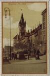 AK Königsberg Kaliningrad Калинингра́д Blick auf Schloß Ostpreußen Russland Feldpost 1916