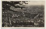 AK Foto Stuttgart Blick von der Schillereiche 1931