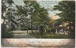 AK Gruss von der Schönen Höhe bei Dittersbach Dürrröhrsdorf Sächsische Schweiz 1905
