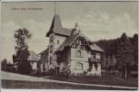 AK Hinterzarten Doktor-Haus mit Frau Schwarzwald 1910 RAR