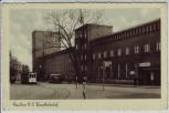 AK Beuthen O.S. Bytom Blick auf Hauptbahnhof Schlesien Polen 1939