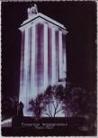 AK Foto Paris Exposition Internationale Pavillon de L'Allemagne bei Nacht Frankreich 1937