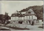 AK Foto Tharandt Blick auf Stadtbad-Hotel 1973