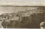 AK Foto Ostseebad Timmendorfer Strand Blick auf Strand 1920