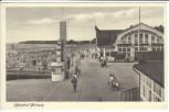 AK Ostseebad Grömitz in Holstein Strandhalle Feldpost 1942