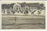 AK Foto Ostseebad Grömitz in Holstein Strandhalle 1929