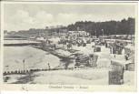 AK Ostseebad Grömitz in Holstein Strand 1928
