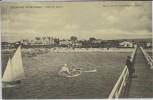 AK Ostseebad Kellenhusen in Holstein Blick von Brücke 1913