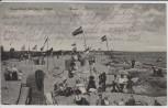 AK Ostseebad Dahme in Holstein Strand mit Menschen 1918