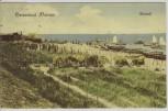 AK Ostseebad Dahme in Holstein Blick auf Strand 1907