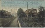 AK Ostseebad Dahme in Holstein Blick auf Pensionat zur Linde 1911 RAR