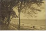 AK Ostseebad Scharbeutz Blick auf Strand 1910