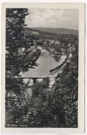 AK Foto Falkenau ( Flöha ) in Sachsen Ortsansicht Feldpost 1939