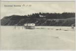 AK Ostseebad Koserow Blick auf Strand 1907