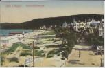 AK Ostseebad Binz auf Rügen Strandpromenade 1910