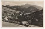 AK Foto Marktschellenberg Schellenberg bei Berchtesgaden Ortsansicht 1938