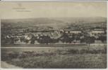 AK Zweibrücken Ortsansicht Total mit Kasernen Feldpost 1915