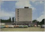 AK Foto Hannover Laatzen Blick auf Parkhotel Kronsberg viele Autos 1960