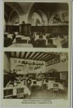 AK Frankfurt am Main Hotel-Restaurant Salzhaus Mathäserbräu Innenansichten Am Rossmarkt 1934 RAR