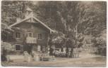 AK Rachel-Diensthütte Bayr. Wald b. Zwiesel Spiegelau 1910