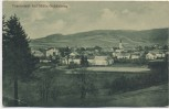AK Frankstadt bei Mährisch Schönberg Ortsansicht Nový Malín b. Šumperk Tschechien 1928