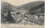 AK Kurort Berneck im Fichtelgebirge Ortsansicht Bayern 1905
