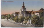 AK München Nationalmuseum Prinzregentenstraße 1914